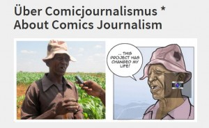Comicjournalismus