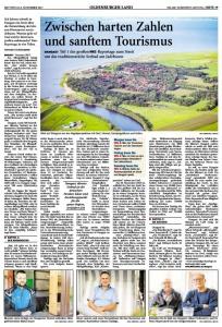 Nordwest Zeitung, Teil 1 der Dangast-Serie