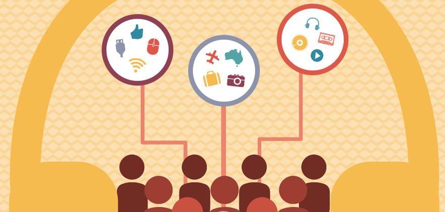 Erster Versuch: Bloggrafik zu Facebook-Gruppen