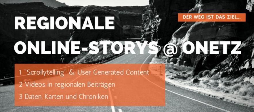 Regionaler Onlinejournalismus Oberpfalznetz